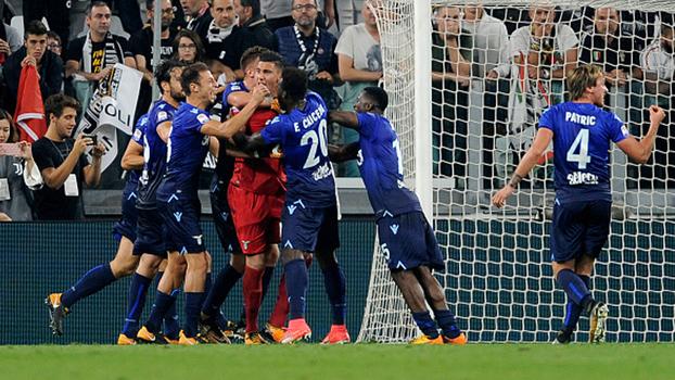 Italiano: Melhores momentos de Juventus 1 x 2 Lazio