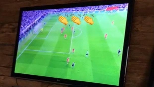 Dudu acompanha Besiktas x Lyon pela ESPN Brasil