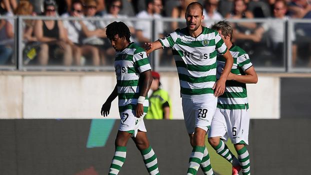 Veja os gols do triunfo do Sporting sobre o Vitória de Guimarães por 5 a 0 pelo Português