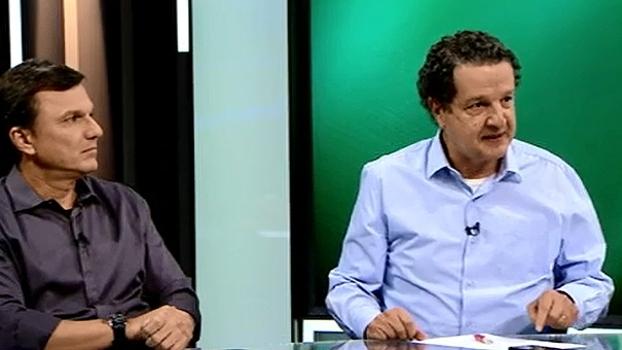 Juca sugere Fernando Diniz como técnico de base: 'Fazia a casa que o Barcelona fez'
