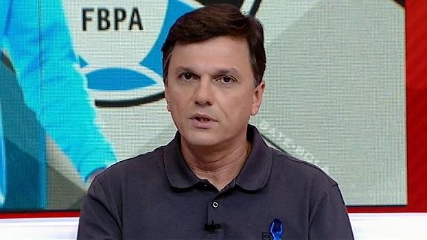 090136104 Mauro: 'Se Marcelo Oliveira fosse um médico, diagnosticaria o problema, mas  não