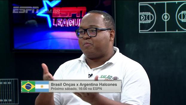 Victor Romualdo, do Salão Oval, comenta a evolução do futebol americano no Brasil