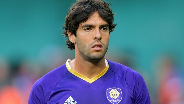 Kaká espera 'caldeirão' contra o NY City, vê Orlando melhor em 2017 e faz convite
