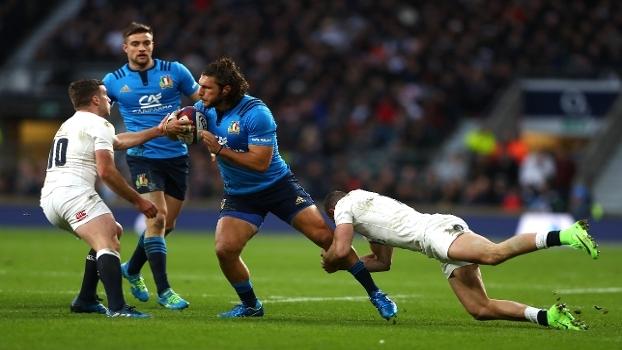 Inglaterra vence Itália no Six Nations Championship de Rugby e tem 100% no torneio