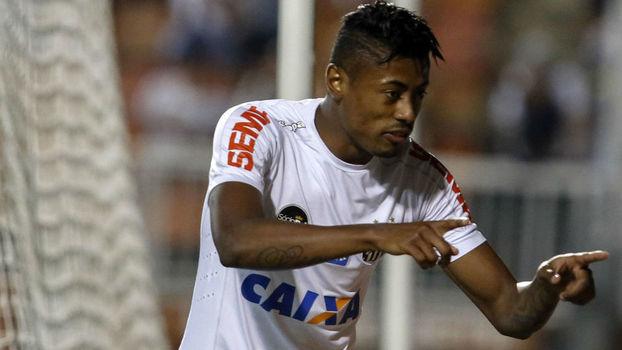 Brasileiro: Gols de Santos 3 x 2 Flamengo