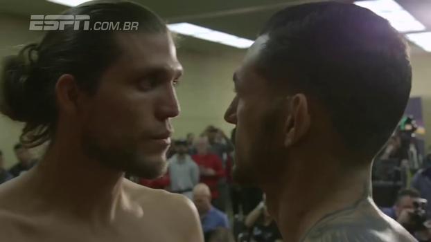 Veja todas as encaradas do UFC Fresno, que tem Cub Swanson x Brian Ortega na luta principal