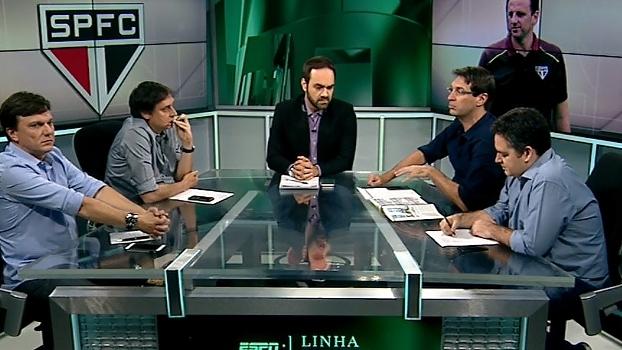 Arnaldo: 'É inacreditável que estejam cogitando a saída do Rogério após 5 meses de trabalho'