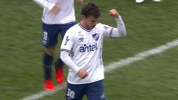 Assista aos melhores momentos da vitória do Nacional sobre o Celta de Vigo por 2 a 0!