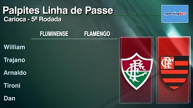 Para Dan, Santos vence Palmeiras; Trajano aposta no Fla contra o Flu