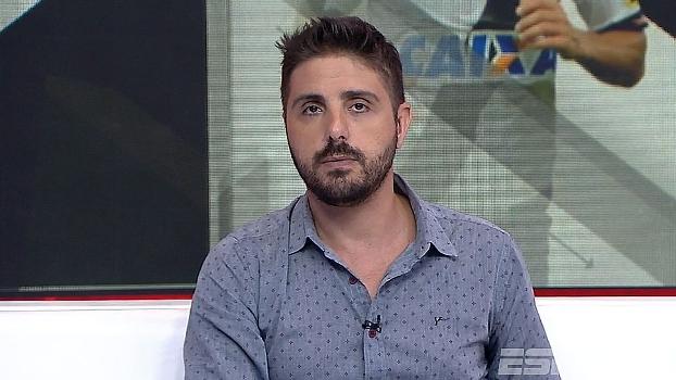 Nicola analisa Kelvin no Vasco: 'A gente sempre espera aquele algo a mais dele'