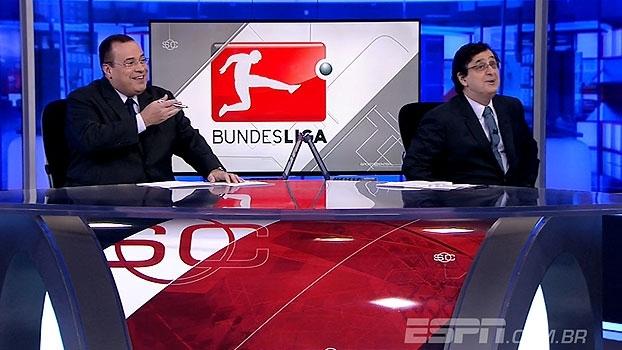 'É hora de entrar na Bundesliga!'; Amigão escolhe mal as palavras e cai na risada