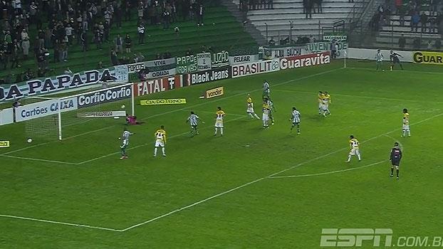 Série B: Gol de Juventude 1 x 0 Criciúma