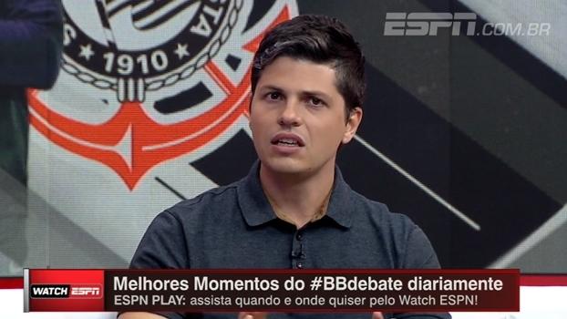 Ortega explica situação envolvendo Pablo, Corinthians e Bordeaux