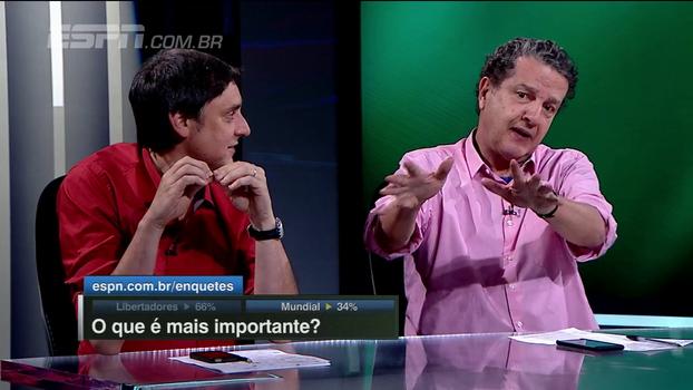 Juca fala sobre campeões Mundiais e concorda com Tironi sobre chancela da Fifa: 'Conversa de botequim'