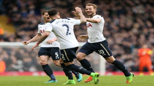 Premier League: Melhores momentos de Tottenham 4 x 0 Stoke City