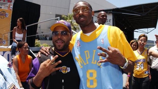 Fanático pelos Lakers, Ice Cube corneta Clippers e vê 'pouco espaço em Los Angeles para 2 times'