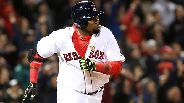 Big Papi anota home run na última entrada, e Red Sox vencem Yankees de virada