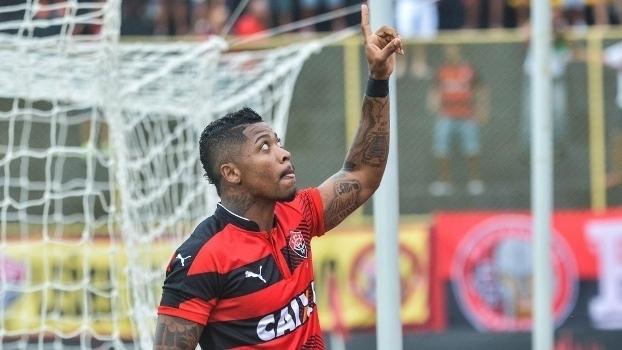 Brasileiro: Gols de Vitória 4 x 0 Figueirense