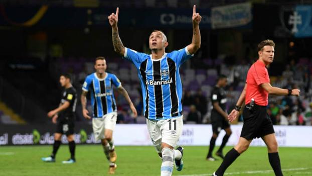 Assista aos melhores momentos da vitória do Grêmio sobre o Pachuca por 1 a 0!