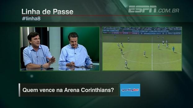 Para Mauro, Corinthians tem time para ir além de defesa forte: 'O Carille precisa querer mais'