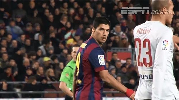 Assista à reportagem da vitória do Barcelona sobre o Atlético de Madri por 1 a 0