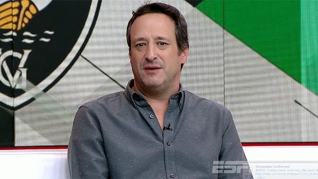 Gian: 'Luis Fabiano vai ser muito útil ao Vasco'