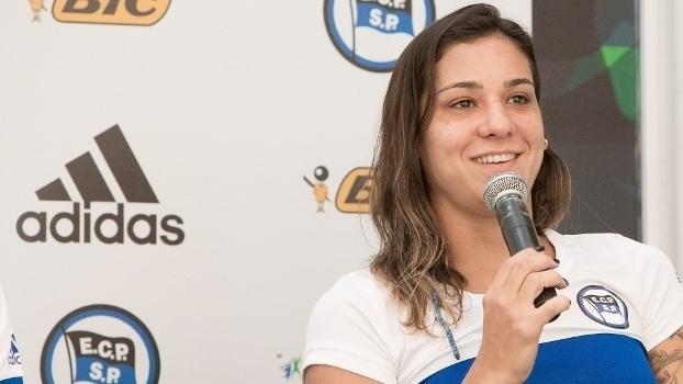 Veja entrevista em que Joanna Maranhão garante que não terá '7 a 1' na Olimpíada