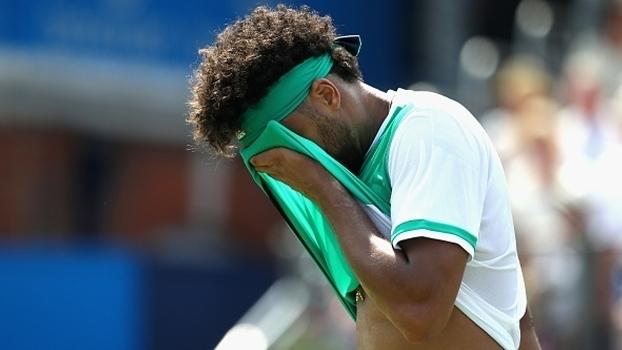 ATP 500 de Queens: Lances de Gilles Muller 2 x 0 Jo-Wilfried Tsonga