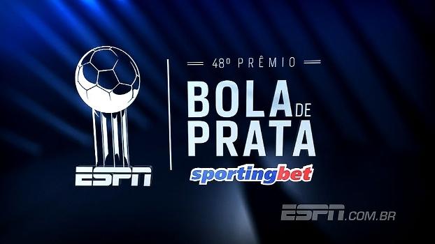 Prêmio ESPN Bola de Prata Sportingbet: veja a escalação após 2ª rodada