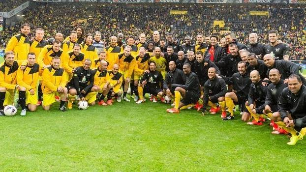 c5aced5b12 Veja gols e festa na despedida de Dedê do Borussia Dortmund - ESPN