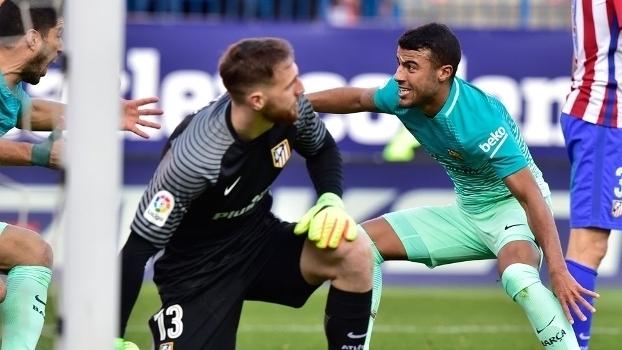 LaLiga: Gols de Atlético de Madri 1 x 2 Barcelona
