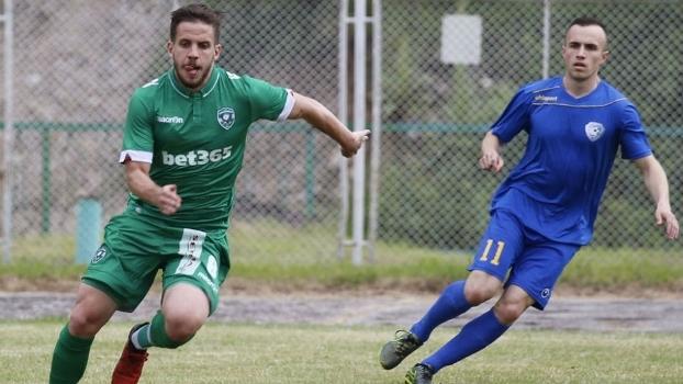 Ex-Corinthians, Lucas Sasha faz golaço pelo Ludogortes