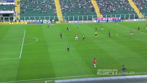 Série B: Gol de Figueirense 0 x 1 Vila Nova