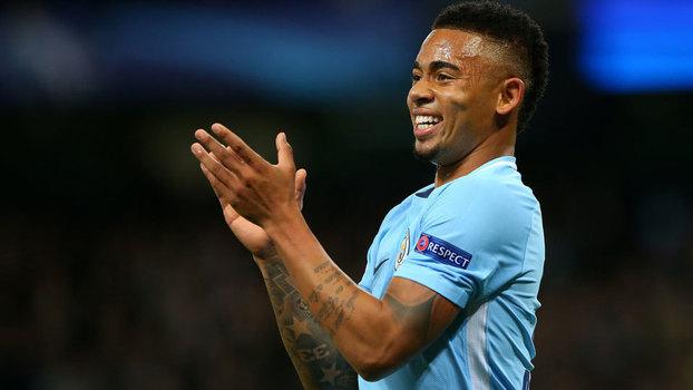 Jesus diz que vai trabalhar muito para ser melhor do mundo e palpita sobre prêmio deste ano: 'Neymar ainda não leva'