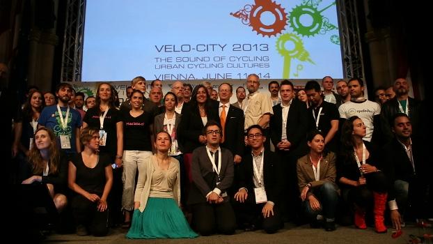 Brasileiros recebem prêmio no Velocity 2013 | Bike é Legal