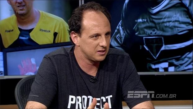 Em 2015, Ceni disse: 'Se eu fosse treinador do São Paulo, seria pela glória, e não pelo dinheiro'