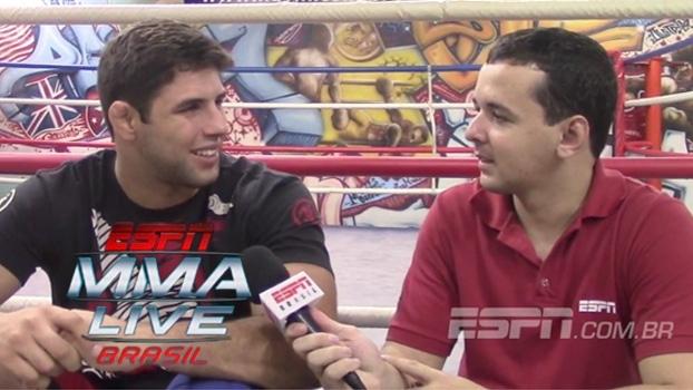 MMA Live Brasil: Tricampeão mundial de jiu-jitsu mira feito inédito e revela motivos para querer entrar no MMA