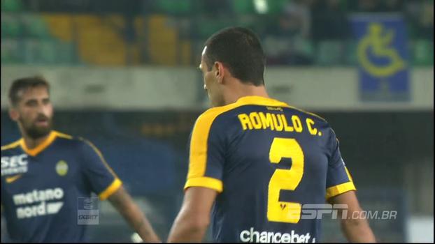 Brasileiro ex-Juve marca e Verona vence o Benevento em casa