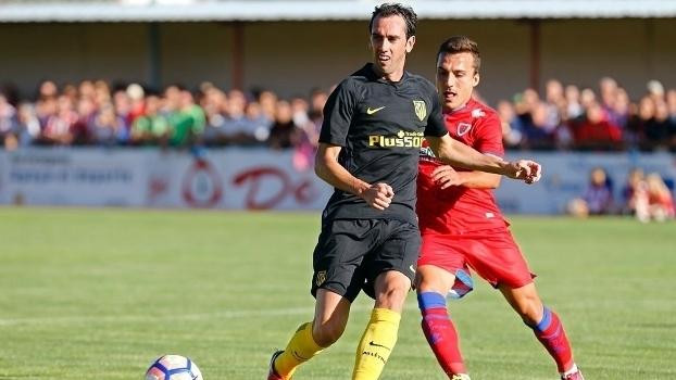 Amistoso internacional: Gols de Numancia 0 x 2 Atlético de Madri