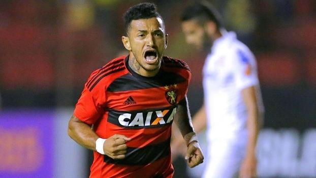 Confira o gol da vitória por 1 a 0 do Sport sobre o Santos