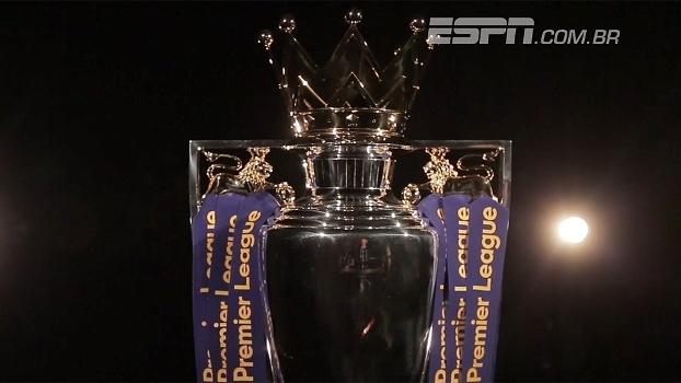 No Brasil pela 1ª vez, taça da Premier League passará pelos canais ESPN em abril