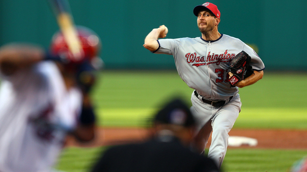 Max Scherzer, arremessador do Washington Nationals