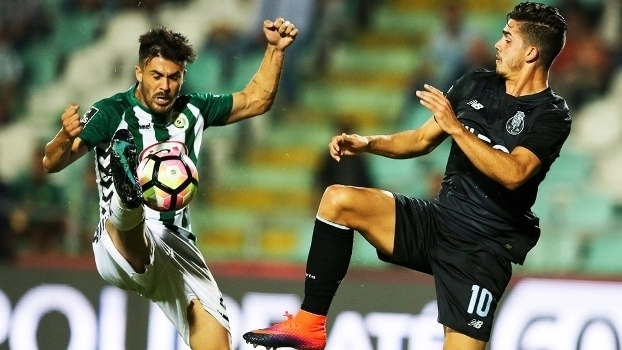 Português: Lances de Vitória de Setúbal 0 x 0 Porto