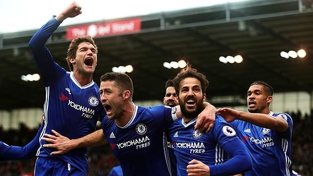 Premier League: Melhores momentos de Stoke 1 x 2 Chelsea