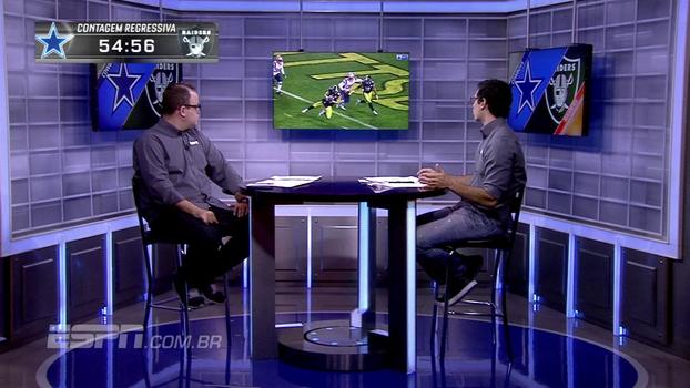 Polêmica em Pittsburgh: Evê e Paulo Antunes explicam por que o touchdown dos Steelers não foi validado