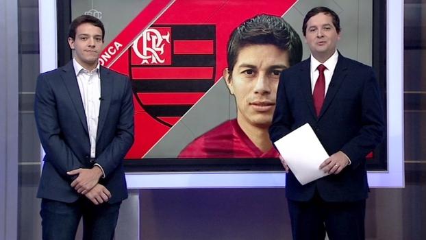 Para Rafa Oliveira, Conca pode se adaptar em parceria com Diego: 'Jogou junto com o Deco'