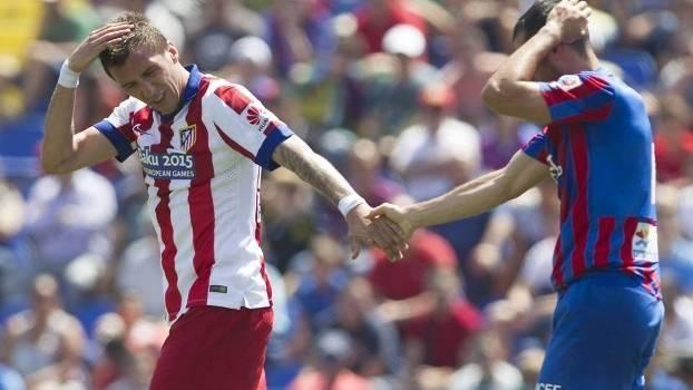 Veja os melhores momentos do empate entre Levante e Atlético de Madri por 2 a 2