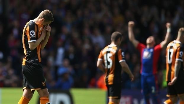 Premier League: Crystal Palace 4 x 0 Hull City