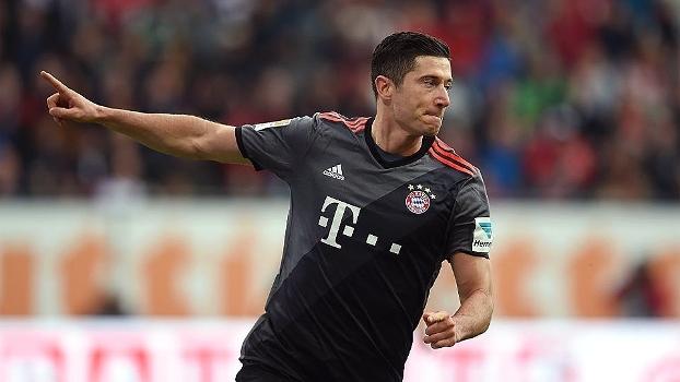 Bundesliga: Gols de Augsburg 1 x 3 Bayern de Munique