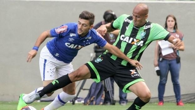 Mineiro: Gols de América 1 x 1 Cruzeiro